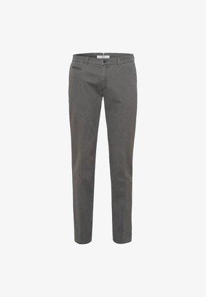 STYLE FABIO - Spodnie materiałowe - graphit
