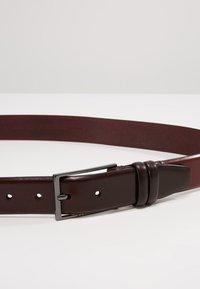 BOSS - CARMELLO - Belt business - dark red - 4