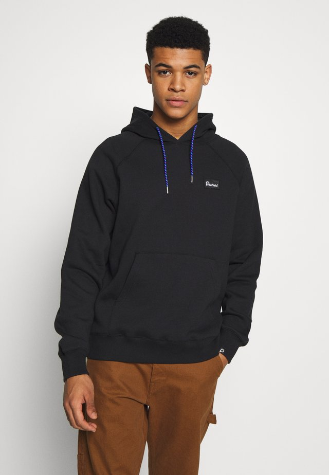 NORWALK HOODIE - Sweat à capuche - black