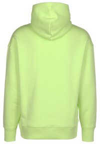 Tommy Jeans - Sweat à capuche - faded lime - 1