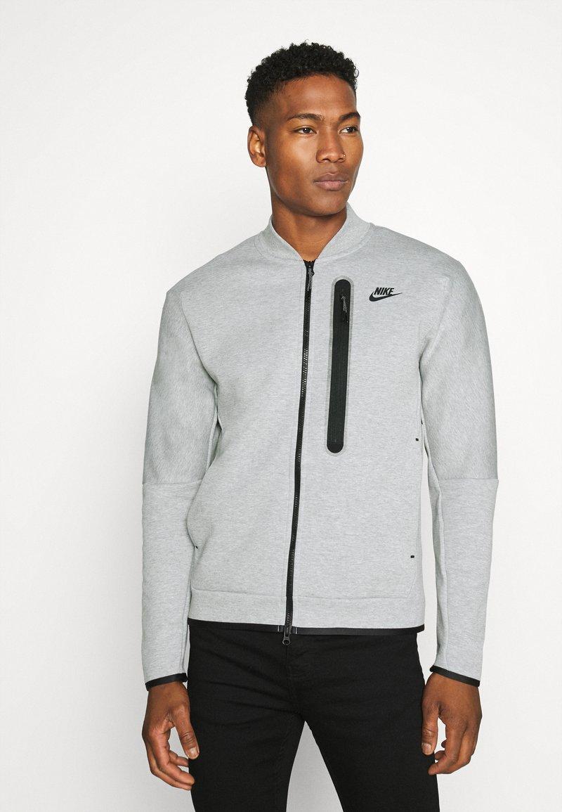 Nike Sportswear - Träningsjacka - grey heather/black