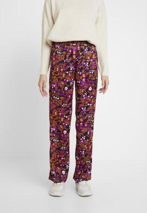DAY MACERA - Trousers - multi-coloured