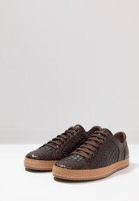Florsheim - Sneakers laag - dark brown - 2