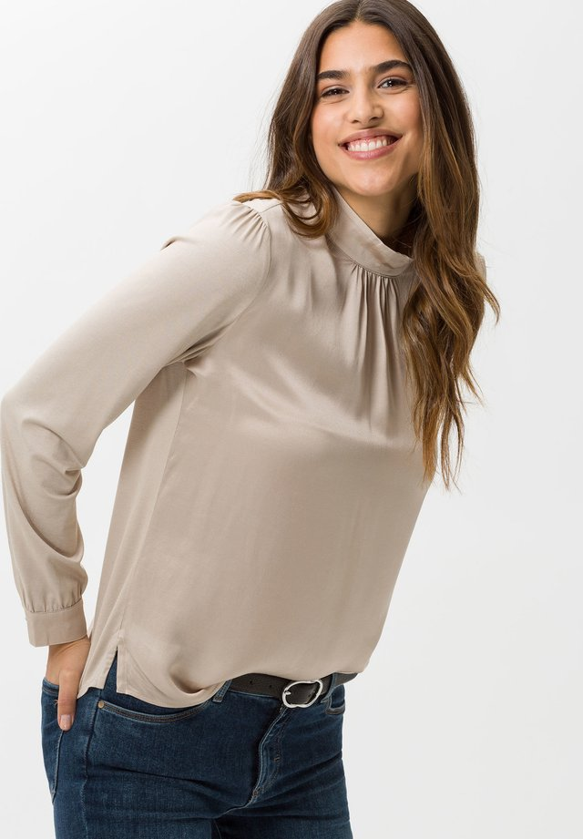 STYLE CAMILLA - Blouse - stone