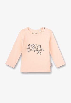 KIDSWEAR - LANGARM WATER WORLD - T-shirt print - rosa
