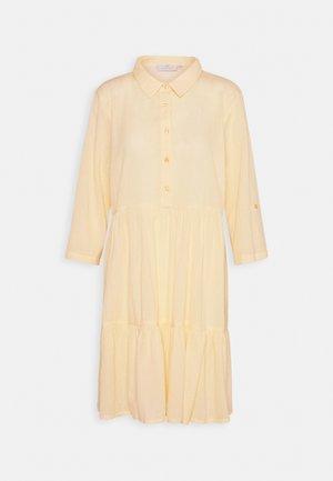 KAVIVIAN DENIKE DRESS - Shirt dress - golden haze
