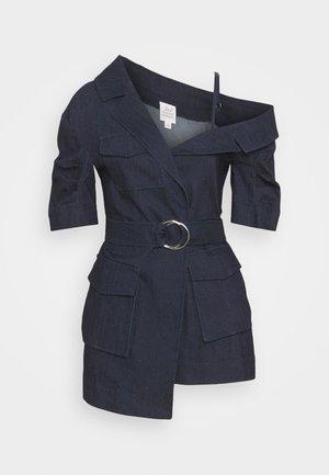 KATIE JACKET - Denim jacket - indigo