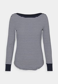 Lauren Ralph Lauren - Long sleeved top - french navy/white - 4