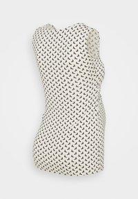 Envie de Fraise - FIONA TANK - Top - off white/black origami - 1