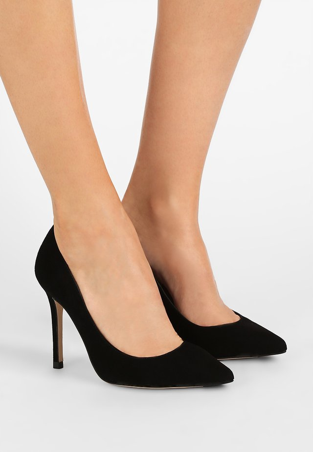 FERN - High heels - black
