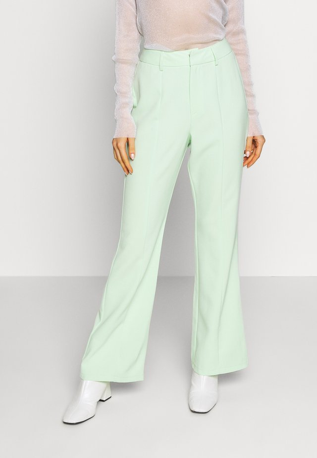 JETT TROUSER - Pantaloni - mint