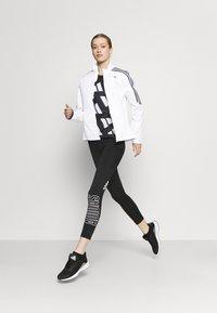 adidas Performance - MARATHON  - Sports jacket - white - 1