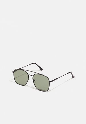 ADOLPHO - Sluneční brýle - black/green