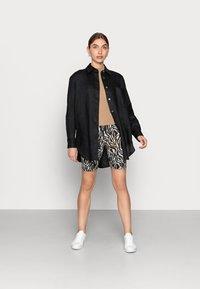 mbyM - EMELIA - Shorts - bella zebra print - 1