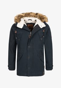 INDICODE JEANS - Winter coat - black - 6