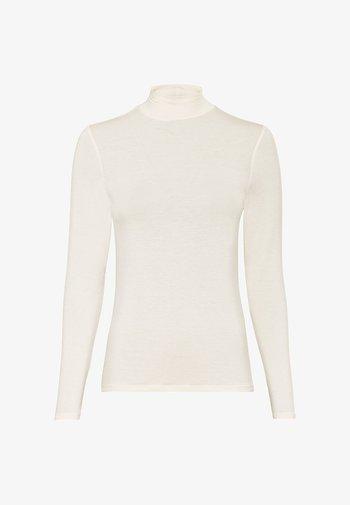 Long sleeved top - cream
