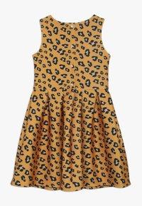 Friboo - Žerzejové šaty - cadmium yellow - 1