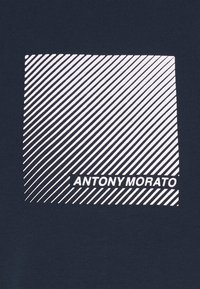 Antony Morato - SUPER SLIM FIT  - Print T-shirt - avio blue - 5