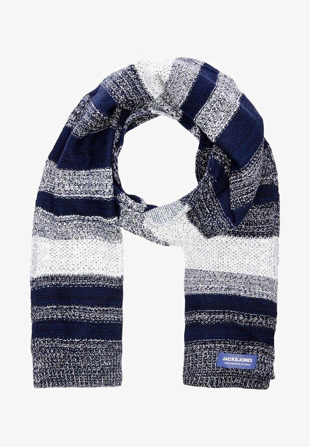 Schal - denim blue