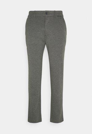 COMFORT SLIM  - Bukser - dark grey heather