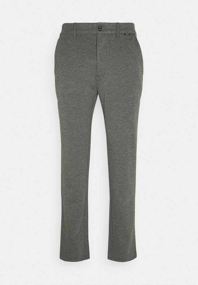 COMFORT SLIM  - Pantalon classique - dark grey heather