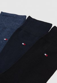 Tommy Hilfiger - MEN SOCK CLASSIC 6 PACK - Chaussettes - black/dark navy/jeans - 1