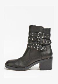 Guess - Cowboy/biker ankle boot - schwarz - 0