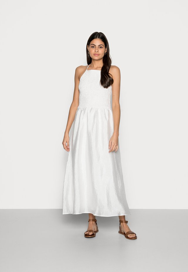 HATA DRESS - Occasion wear - snow white