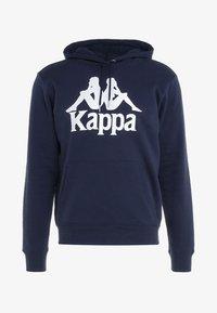 Kappa - TAINO - Sweat à capuche - navy - 5