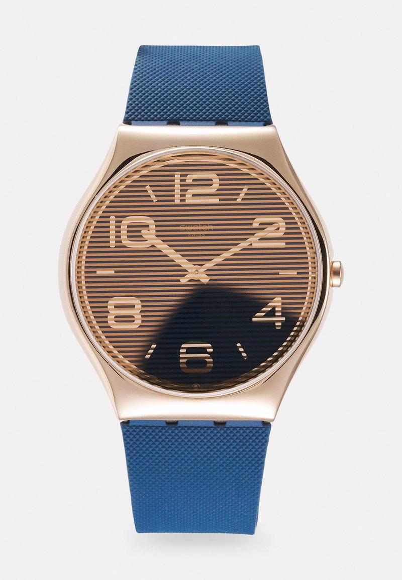 Swatch - NIGHT TRICK - Rannekello - blue