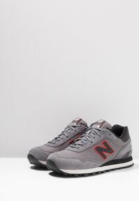 New Balance - ML515 - Matalavartiset tennarit - grey/black - 2