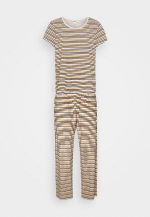 TAMRA - Pyjama set - beige/candy