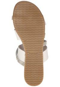 Scapa - Pantofole - white - 5