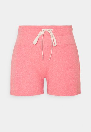 HMLZANDRA SHORTS - Pantaloncini sportivi - sugar coral melange