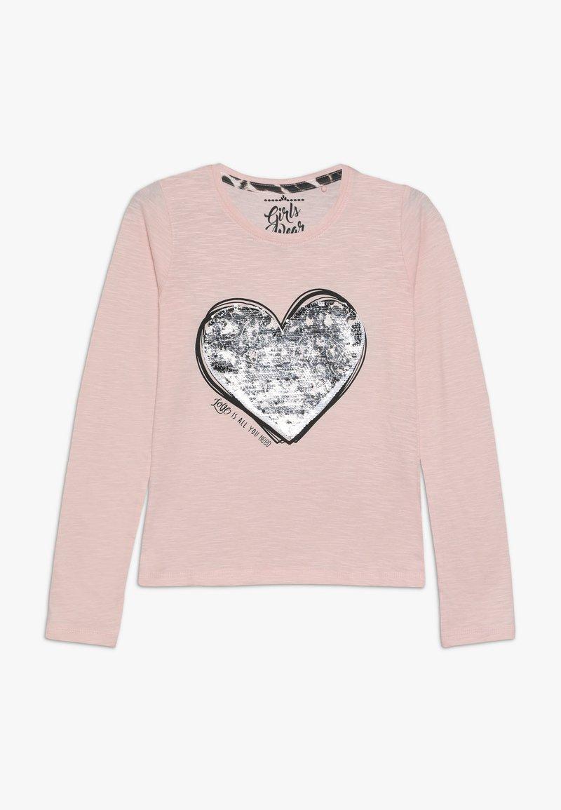 Lemon Beret - TEEN GIRLS  - Langærmede T-shirts - english rose