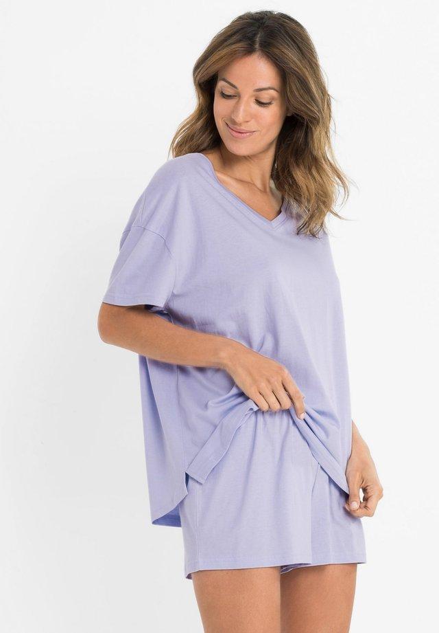 SET - Pyjama - lila