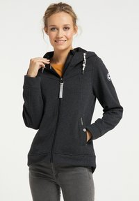 Schmuddelwedda - Outdoor jacket - dunkelgrau melange - 0