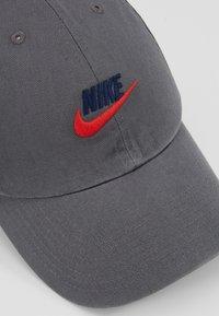 Nike Sportswear - FUTURA WASHED - Cap - iron grey - 6