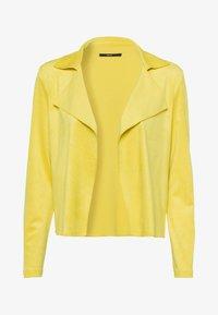 zero - Cardigan - yellow lime - 4