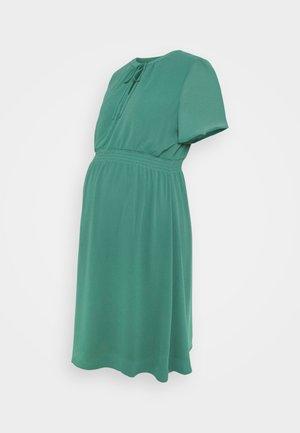 EDISON - Vapaa-ajan mekko - blue spruce