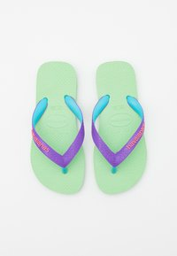 Havaianas - TOP MIX - Pool shoes - hydro green - 0