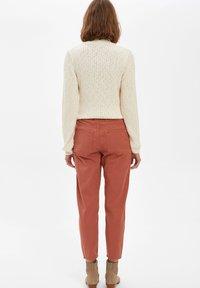 DeFacto - Trousers - bordeaux - 2