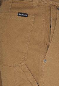 Columbia - FLARE GUNWORK PANT - Trousers - delta - 6