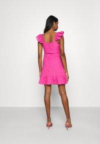 Trendyol - Day dress - pink - 2