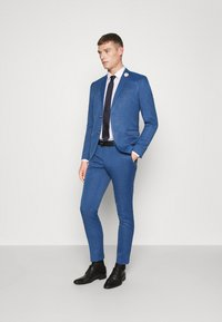 Isaac Dewhirst - WEDDING COLLECTION - SLIM FIT SUIT - Kostuum - blue - 1