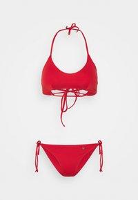 ONLFARA - Bikini - chinese red