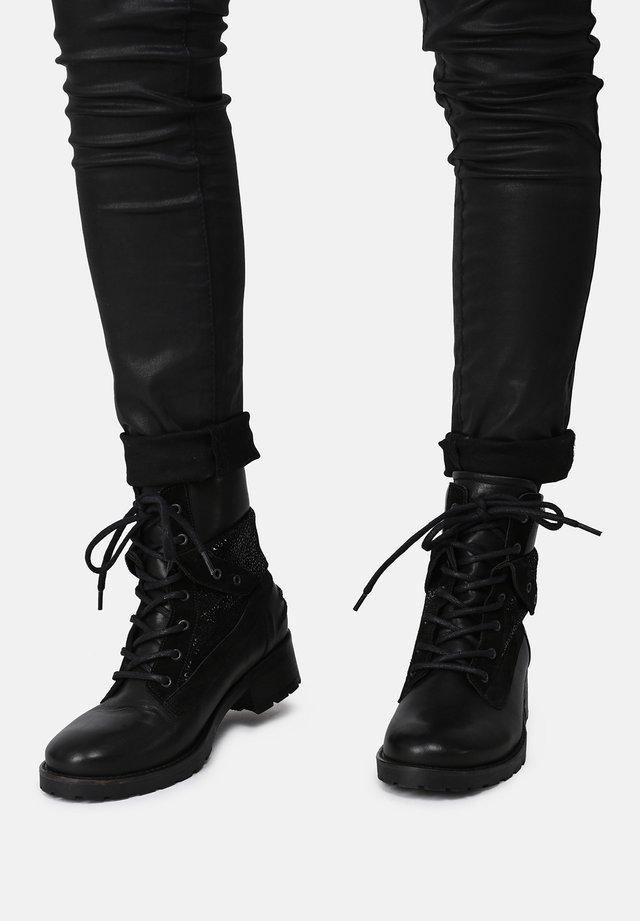 DEDAY - Veterboots - black