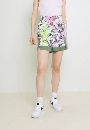 HEATWAVE DIAMOND  - Shorts - arctic pink/dutch green/sunset pulse