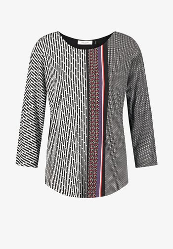 MIT  ECOVERO - Long sleeved top - multi colored