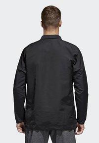 adidas Performance - ADIDAS Z.N.E. ANTHEM SUPERSHELL - Training jacket - black - 1